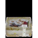 Carte de Oro Кофейная шкатулка - Праздничная  (Ангел,Сердца)
