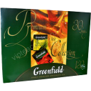 Greenfield - Гринфилд чай ассорти 120 пак