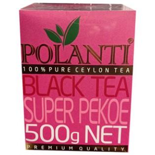 Polanti Поланти чай Супер пекое