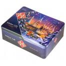 Hilltop Tea Новогодняя шкатулка Волшебный замок