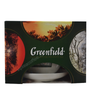 Подарочный набор чая Гринфилд с чайной парой