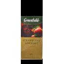Greenfield чай Клубника со сливками