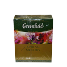 Greenfield Spring Melody - Чай Гринфилд 100пак