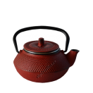 Чугунный чайник с ситечком