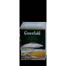 Greenfield  чай зеленый молочный